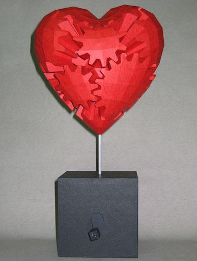 Gear Heart El corazón de Engrane