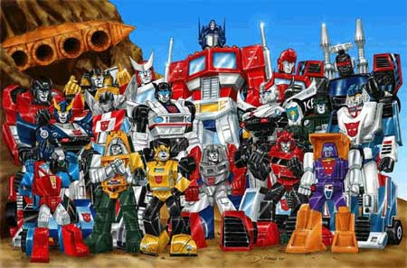 Transformers - Masterforce 1